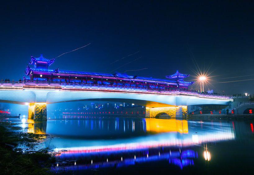 全椒县太平桥,走太平文化